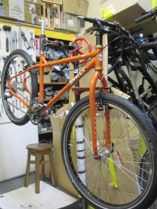 Birth of a Troll in Ghyllside Cycles