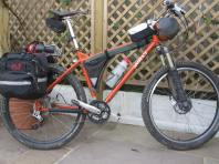 Bike-Packing MTB