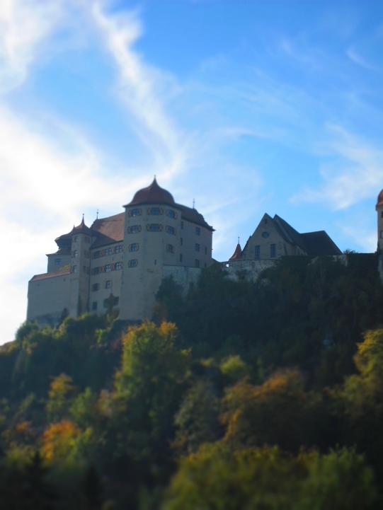 007 'Romantic Castle' - Germany