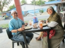 Abdullah & his wife