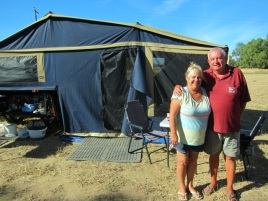 Gayle and John,