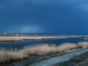 058 'Sheet Lightning At Night' - Turkey