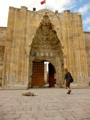 064 'Caravansary Entrance' - Turkey