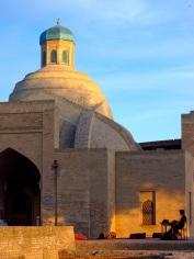 094 'Trading Dome' - Bukhara, Uzbekistan