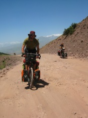 Hitting the Pamir Highway