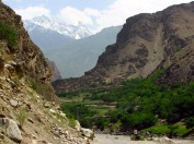 Riding the Afghan border