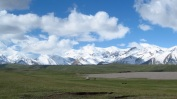 Pamirs... just as well we got through before the snow fell!