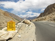137 'Inspiring Words...' - Ladakh