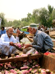 143 'Floating Traders' - Kashmir