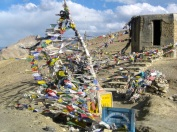 Definitely crossed to Buddhist Ladakh!