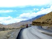 136 'Winding Road' - Ladakh