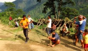 134 'Rope Makers' - Nepal