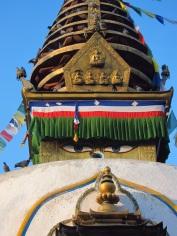127 'Stupa' - Kathmandu