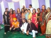 Wedding, yogi-style