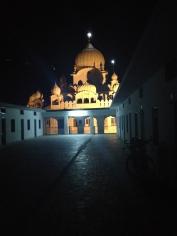 A stay in a Gurdwara