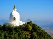 126 'Peace Pagoda' - Pokhara, Nepal