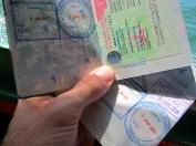 'Visa Run' compleate