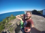East Coast selfie...